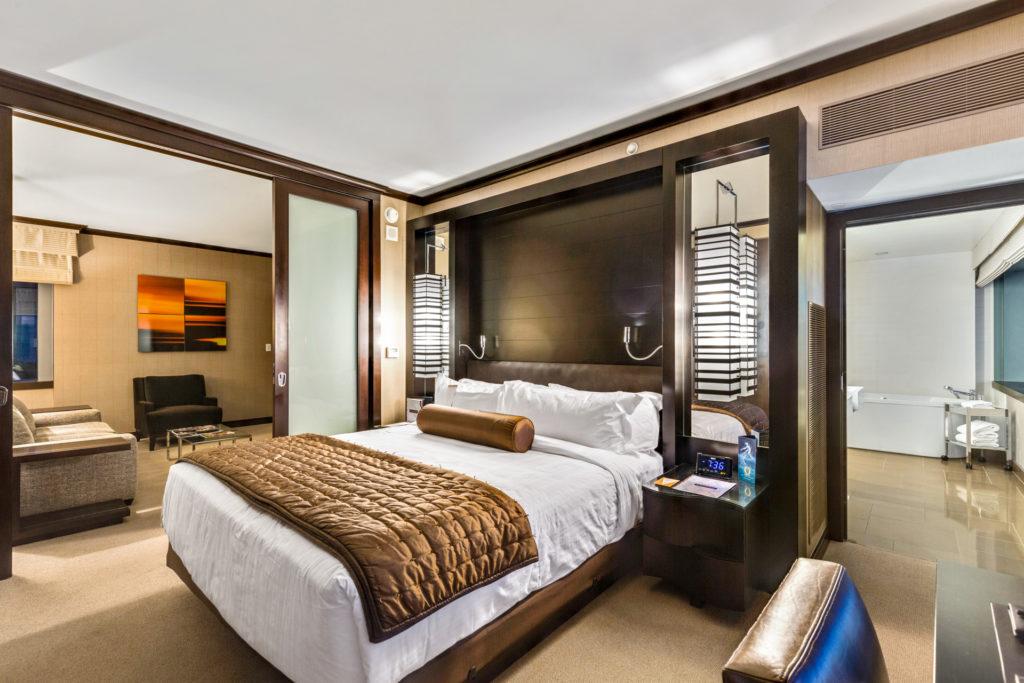 Suite 32024, 1 bedroom suites in Las Vegas, Secret Suites at Vdara