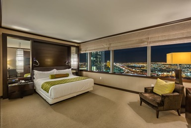 Panorama Strip View Suites, 2 bedrooms suites in Las Vegas, Secret Suites at Vdara