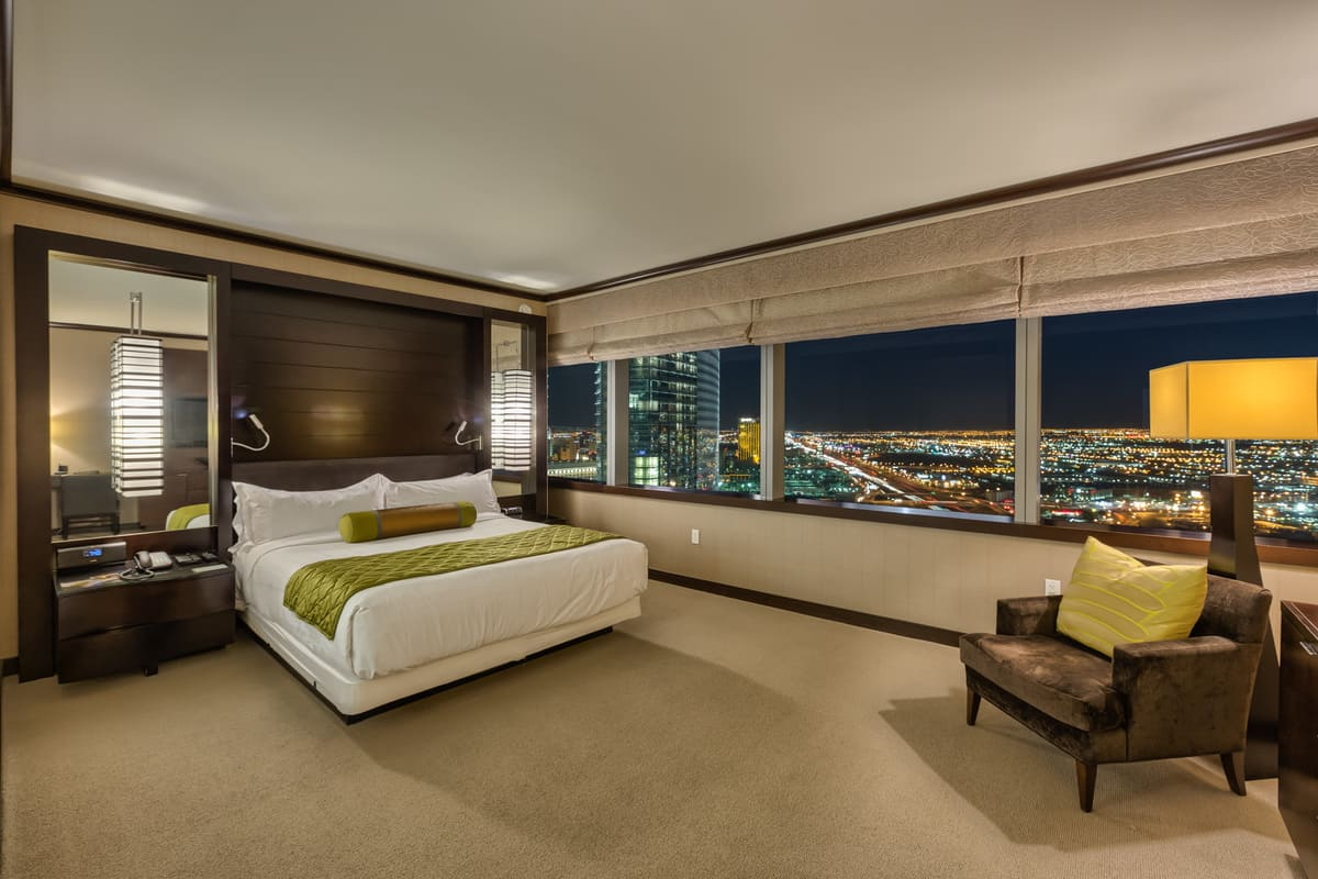 Secret Suite at Vdara, Las Vegas Strip